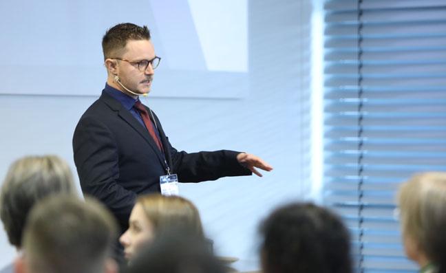 Tim Scherman - IHK e marketing day 2018